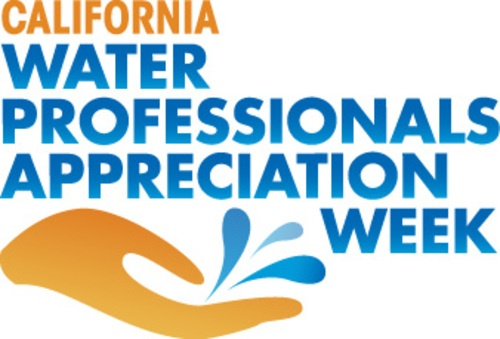 Happy Water Professionals Appreciation Week!